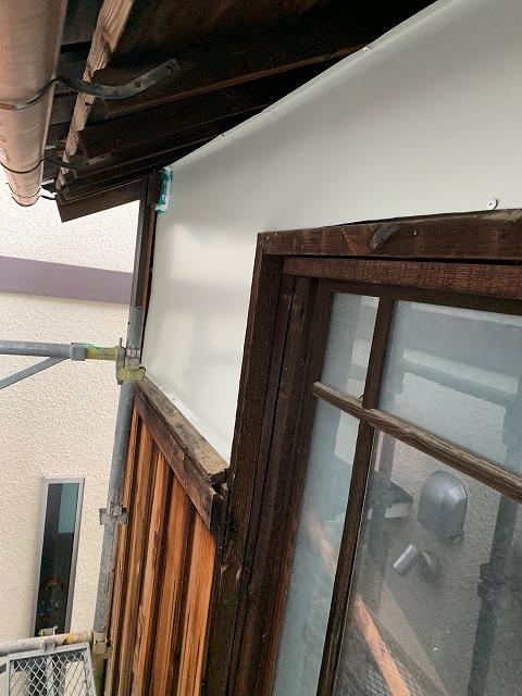 窓枠 木製