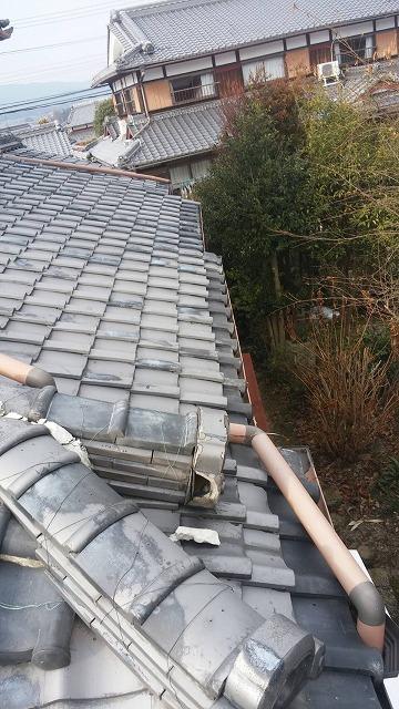 50年以上の屋根