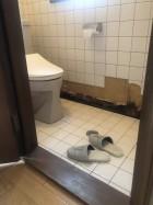 トイレ外観