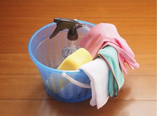 日頃の掃除