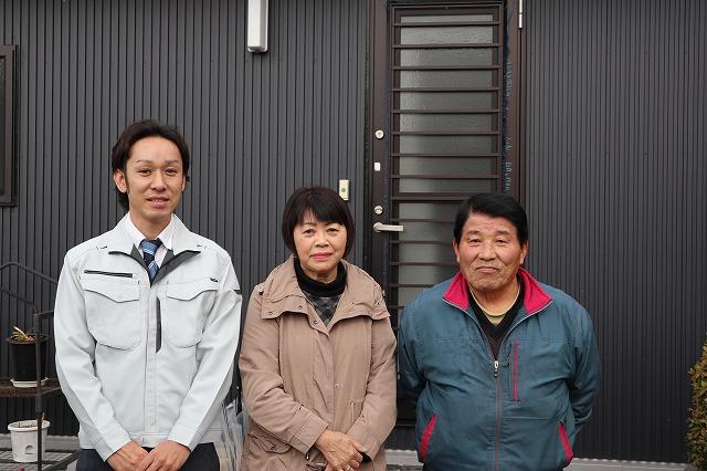 甲賀市で老朽化のため雨漏りを直し雨音が解消されたE様の声