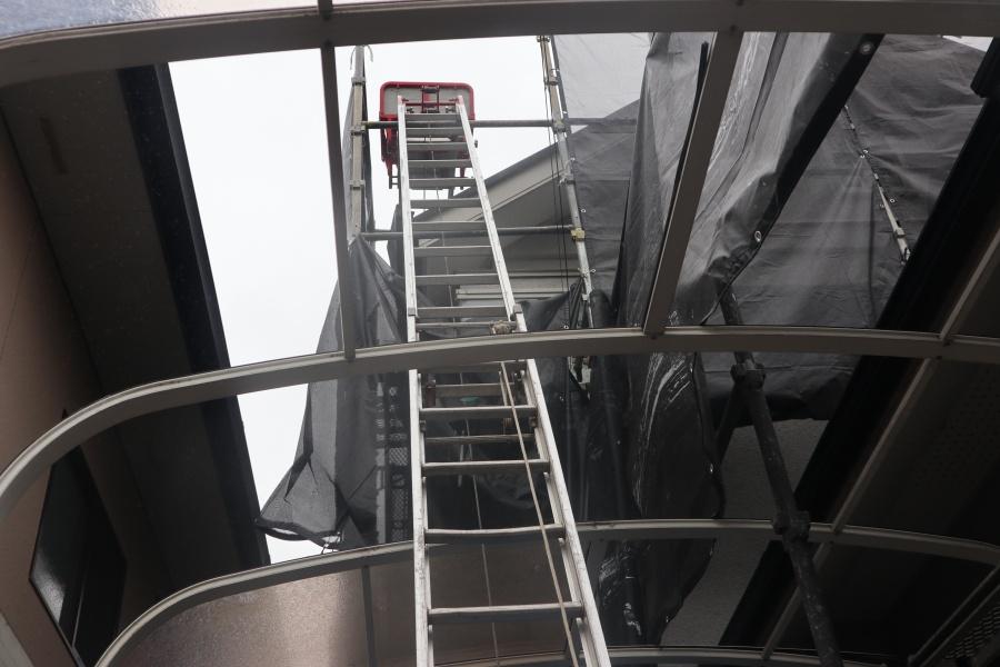 昇降機設置