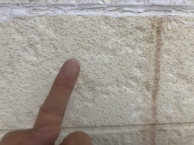 外壁チェック